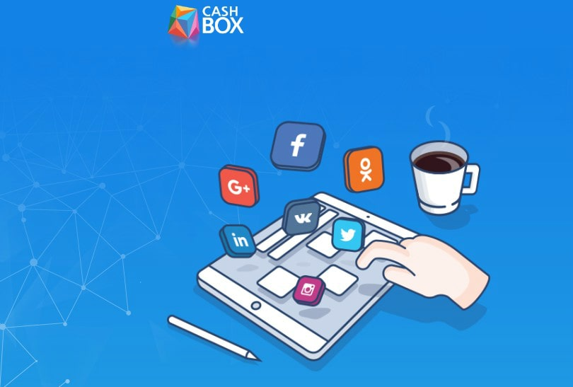 Cashbox – сайт для заработка в интернете