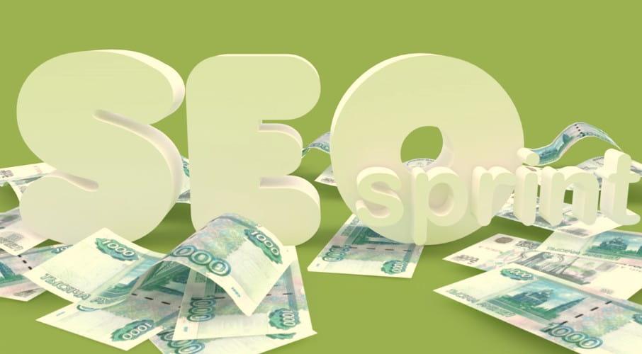 Заработок денег на Seosprint