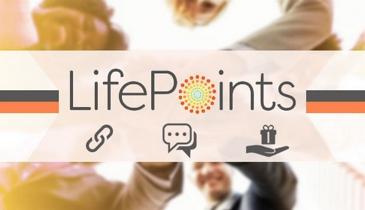 LifePoints - зарубежный опросник для заработка