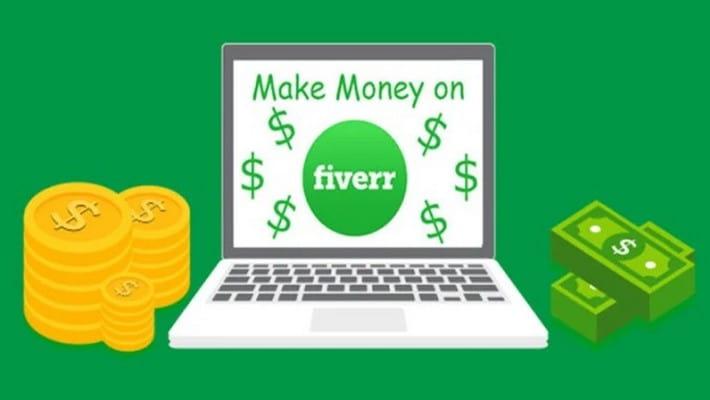 Начать заработок на бирже Fiverr