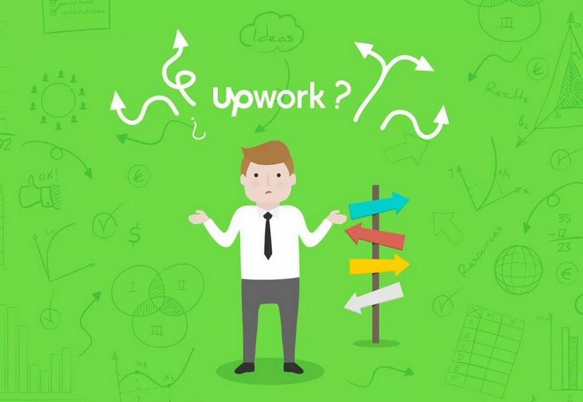 Как начать работать в Upwork