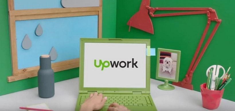 Работа в бирже Upwork