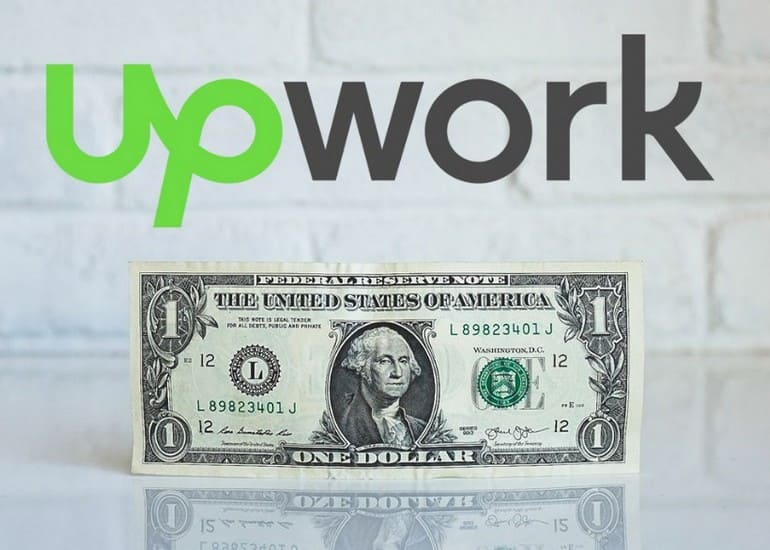 Вывод денег из Upwork