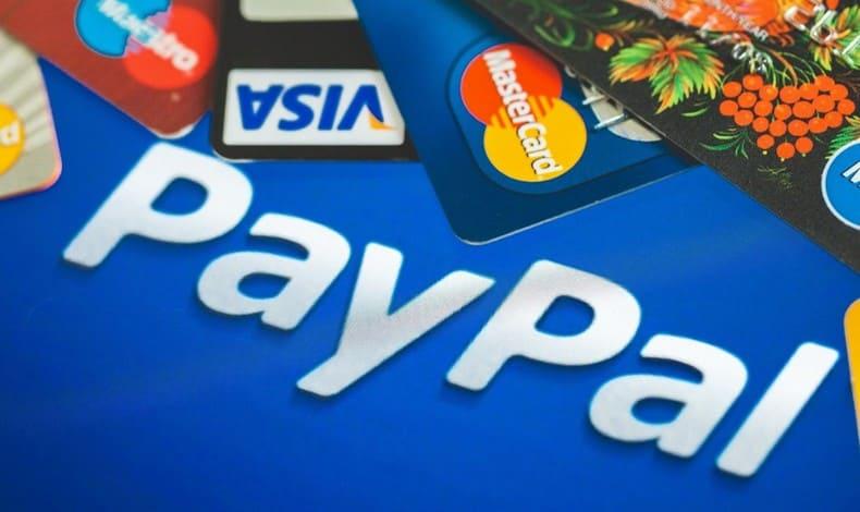 Привязка карты в PayPal