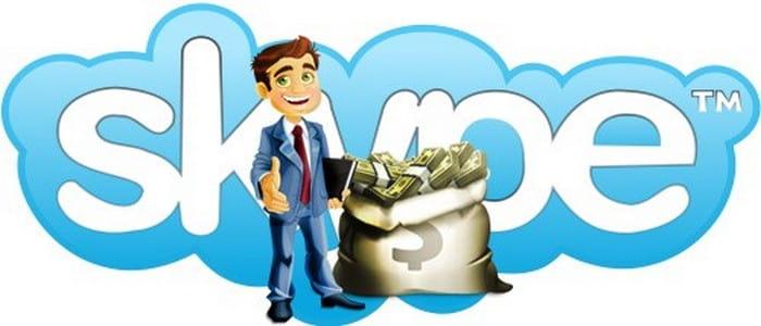 Заработать денег работая в Skype