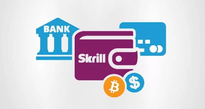 Привязать банковскую карту к Скрилл